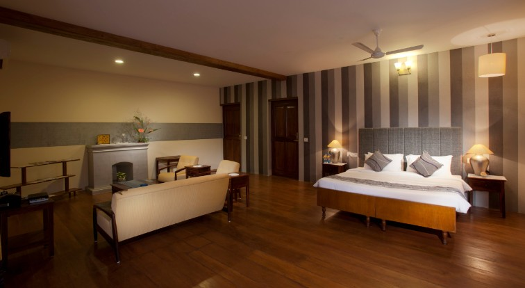 Best Bungalow Rooms in Coorg at Taneerhulla Bungalow
