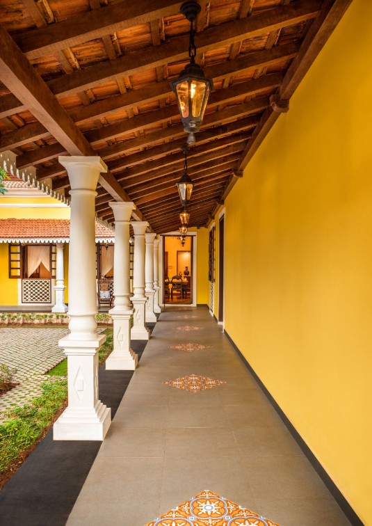 Finest Bungalow in Goa, Cardozo House