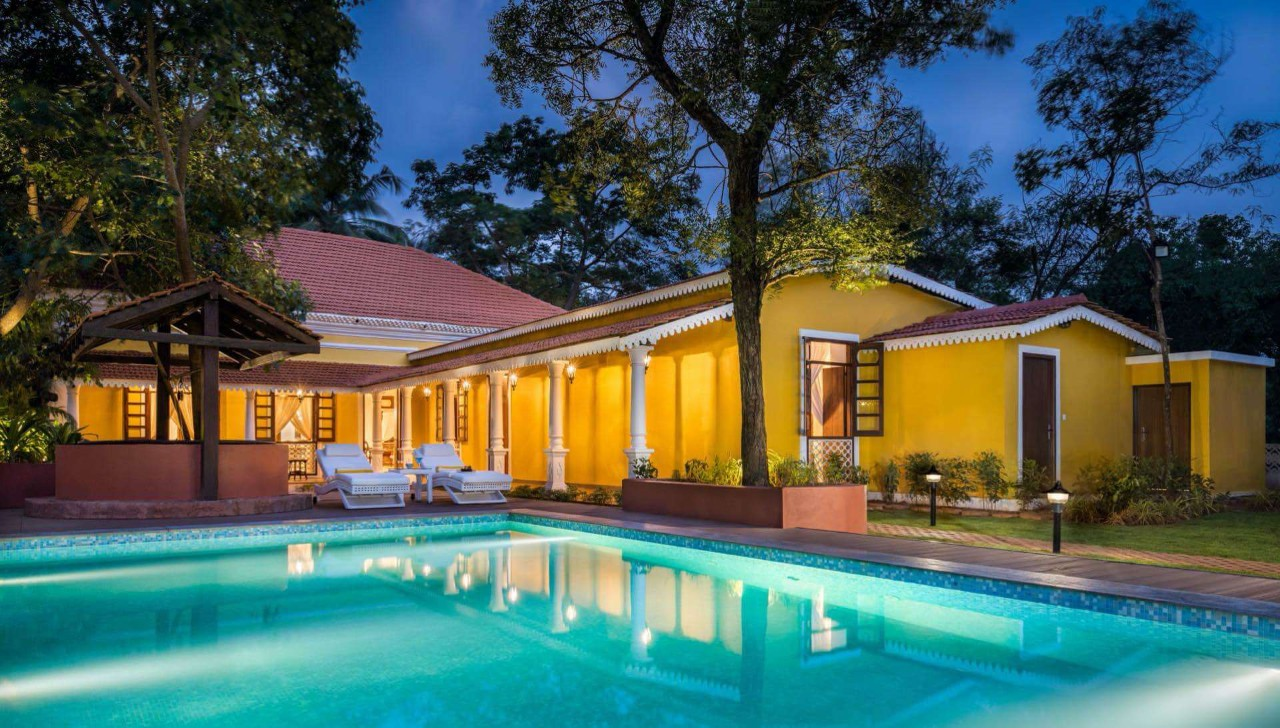 Villa With Swimming Pool at amã Stays & Trails