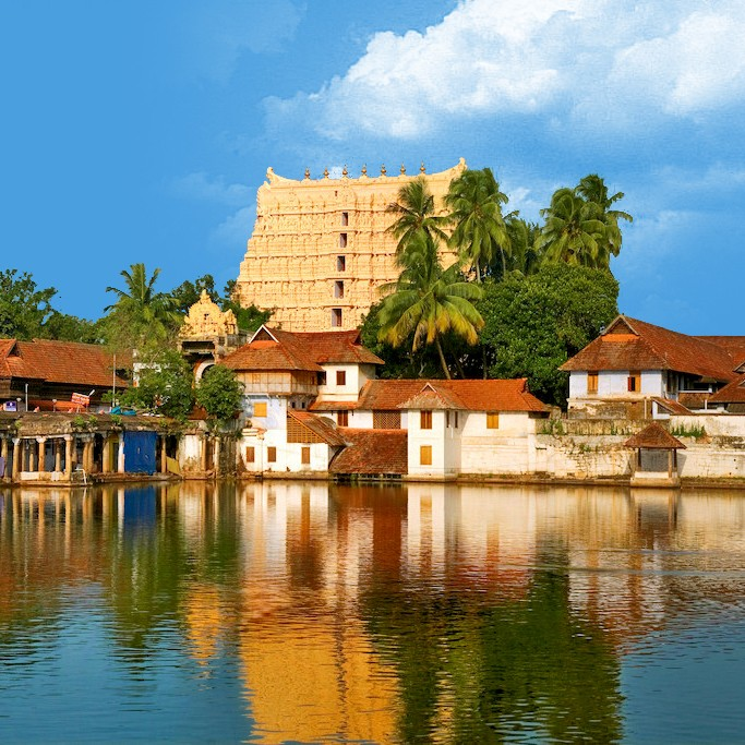Padmanabhaswamy Temple - Trivandrum